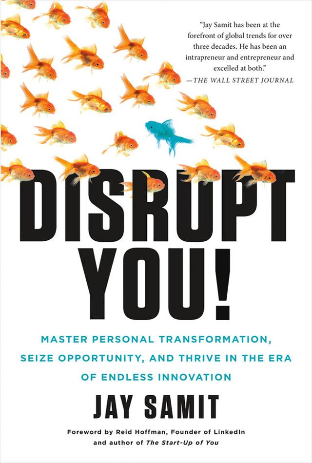 Disrupt You - Jay Samit