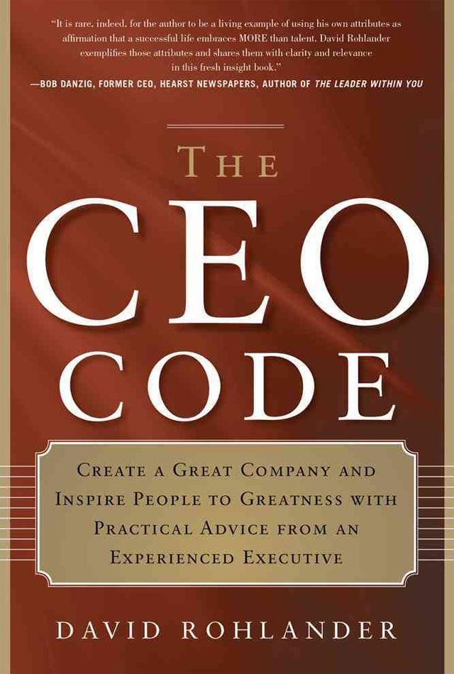The ceo code- david rohlander