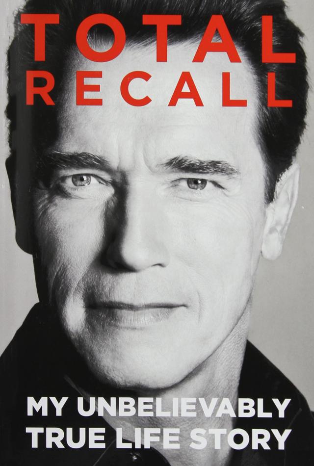 Total Recall- Arnold Schwarzeneger